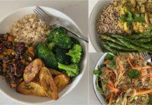 3 MUST TRY Meals I Eat each week   Easy & Healthy Recipes [Vegan]