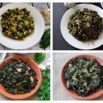 4 Healthy Lunch/Dinner (Green Leafy Vegetables) Recipes for Weight Loss   Easy Healthy Recipes