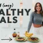 A day of eating | Easy Healthy Meals for 2021