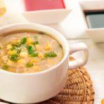 Chicken Corn Soup Recipe By SooperChef