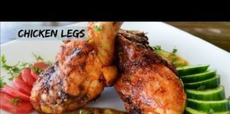 Chicken Legs with Cheese Sauce | Keto Recipes | Low Carb