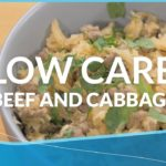Diabetes recipes: Low carb beef and cabbage