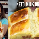 EASY KETO PULL APART BREAD! How to Make Keto Milk Bread | Tastes Like Hawaiian Rolls! ONLY 4 CARBS