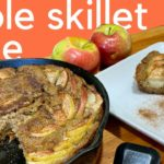 EASY TO MAKE DIABETIC FRIENDLY APPLE SKILLET CAKE | A GREAT RECIPE