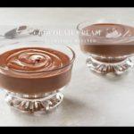 Easy Chocolate Cream   Dairy-Free, Refined Sugar-Free
