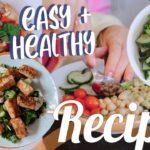 Easy + Healthy Recipes for College Students | Ella Elbells