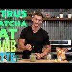 Easy Keto Fat Bomb Recipe: Citrus Matcha Green Tea Latte- Thomas DeLauer