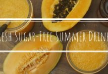 Fruit Juices and Smoothie (Sugar-Free) |  Isha Recipes