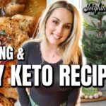 🍗💪 GET IT ALL DONE! / EASY KETO RECIPES / CLEAN WITH ME / COOK WITH ME / DANIELA DIARIES