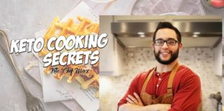 Get Better at Cooking with Keto Chef Max