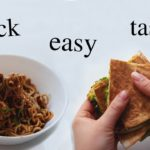 Healthy 10 Minute Lunch Ideas! (vegan, delicious)