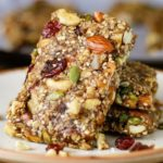 Homemade Granola Energy Bars | Vegan and Sugarfree Recipe | MintsRecipes Hindi