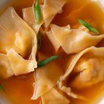 How To Make Wonton Soup - Marion's Kitchen