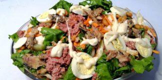 How to Make Vegetable Salad #Ghana #GhanaRecipes