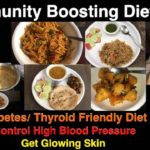 Immunity Boosting Diet Plan| Day 1| Healthy Recipes | Diabetes/ Thyroid/High BP Friendly| Swatistaan