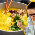 Indonesian 'Soto Ayam' Chicken Noodle Soup - Marion's Kitchen