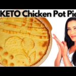 KETO RECIPE | Chicken Pot Pie