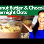KETO RECIPE   Peanut Butter & Chocolate Overnight Oats