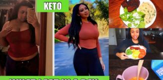 KETO WHAT I EAT IN A DAY | Keto Recipes + Intermittent Fasting | Rosa Charice