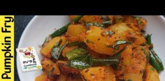 Keto Pumpkin Fry | Keto Pumpkin Recipe | Low carb recipe | Keto Indian recipes | RV's cookbook |