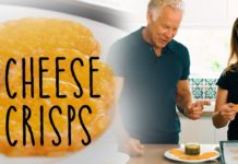 Keto Recipe - Cheese Crisps (Quick and Easy Keto Snack)