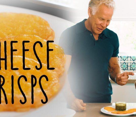 Keto Recipe - Cheese Crisps (Quick and Easy Keto Snack)