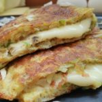 Keto Recipe - Keto Sandwich | LCHF Recipe | Omelette Sandwich