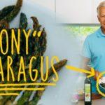 Keto Recipe - Lemony Asparagus Side Dish
