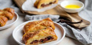 Keto Recipe - Prosciutto, Caramelized Onion, and Parmesan Braid