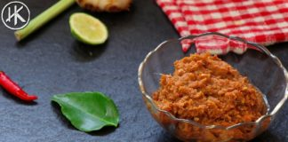 Keto Thai Red Curry Paste   น้ำพริกแกงเผ็ด   Keto Recipes   Headbanger's Kitchen