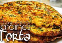 Low Carb Sardines Torta | Budget Low Carb Meal - LCIF Keto Recipe 37