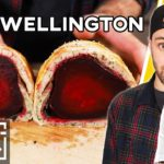 Making Gordon Ramsay's Complicated VEGAN Recipe   Beet Wellington