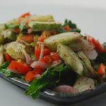 Mixed Salad With Sumac | Cooksmart | Sanjeev Kapoor Khazana