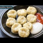 No Maida, No Atta Healthy & Tasty Veg Momo Recipe | Better Than Street Momo ~ The Terrace Kitchen
