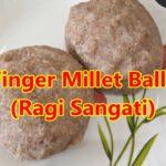 Ragi Sangati Recipe in Telugu    Healthy Recipe for Diabetic Patients