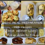 SIMPLE MEAL PREP WITH RECIPES FOR WEIGHT LOSS | KETO AND LOW CARB DIET
