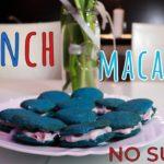 SUGAR-FREE KETO French Macarons | Low-Carb Healthy Recipe