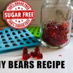 Sugar Free Gummy Bears Recipe (low carb & keto friendly)