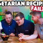 VEGETARIAN Recipe Relay Challenge | Pass It On S1 E10