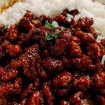Vegan Sweet and Spicy Seitan Recipe