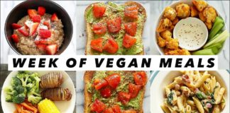 WHAT I EAT IN A WEEK (VEGAN) ➟ easy meals! 🥑