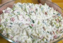 Yogurt salad recipe | Restaurant style vegetable Raita | Seemi Cooks Delicious