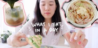 what I eat in a day: simple & healthy 🇯🇵 japanese inspired recipes