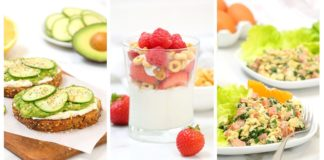 10 Minute Breakfast Recipes   Healthy + Quick + Easy