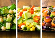 3 Healthy Salad Recipes For Weight Loss