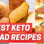 7 Keto Bread Recipes that Taste Like Real Bread - Low Carb, Healthy & Delicious (Easy to Make)