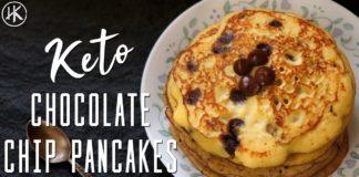 BoJack Horseman's Chocolate Chip Pancakes   Keto Pancakes   Keto Recipe