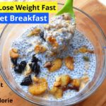 Breakfast Recipes for Weight loss | Sugar Free Diet Recipes | Chia Pudding | Weight loss recipes