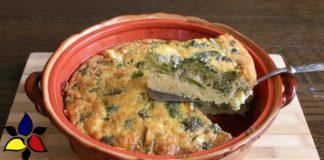 Broccoli and Feta Casserole   Keto Recipe