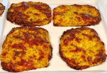 Cauliflower Hash Browns - Keto Recipe